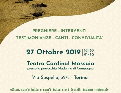 Partecipazione alla XVIII GIORNATA DEL DIALOGO CRISTIANO ISLAMICO