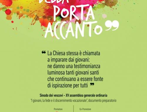 """Presentazione Mostra """"Santi della Porta Accanto"""""""
